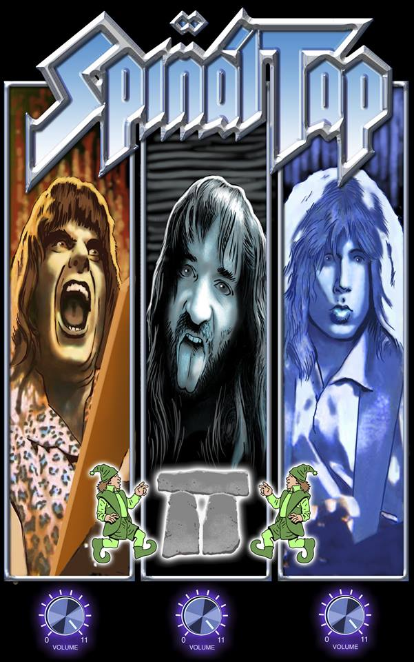 Spinal Tap Fan Site and This is Spinal Tap